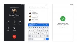 رسميًا تطبيق جوجل فويس يدعم تحويل المكالمات وأكثر