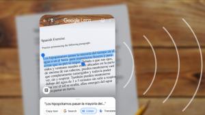 """عدسة جوجل """"Lens"""" تدعم الآن تحويل النص إلى صوت وأكثر"""