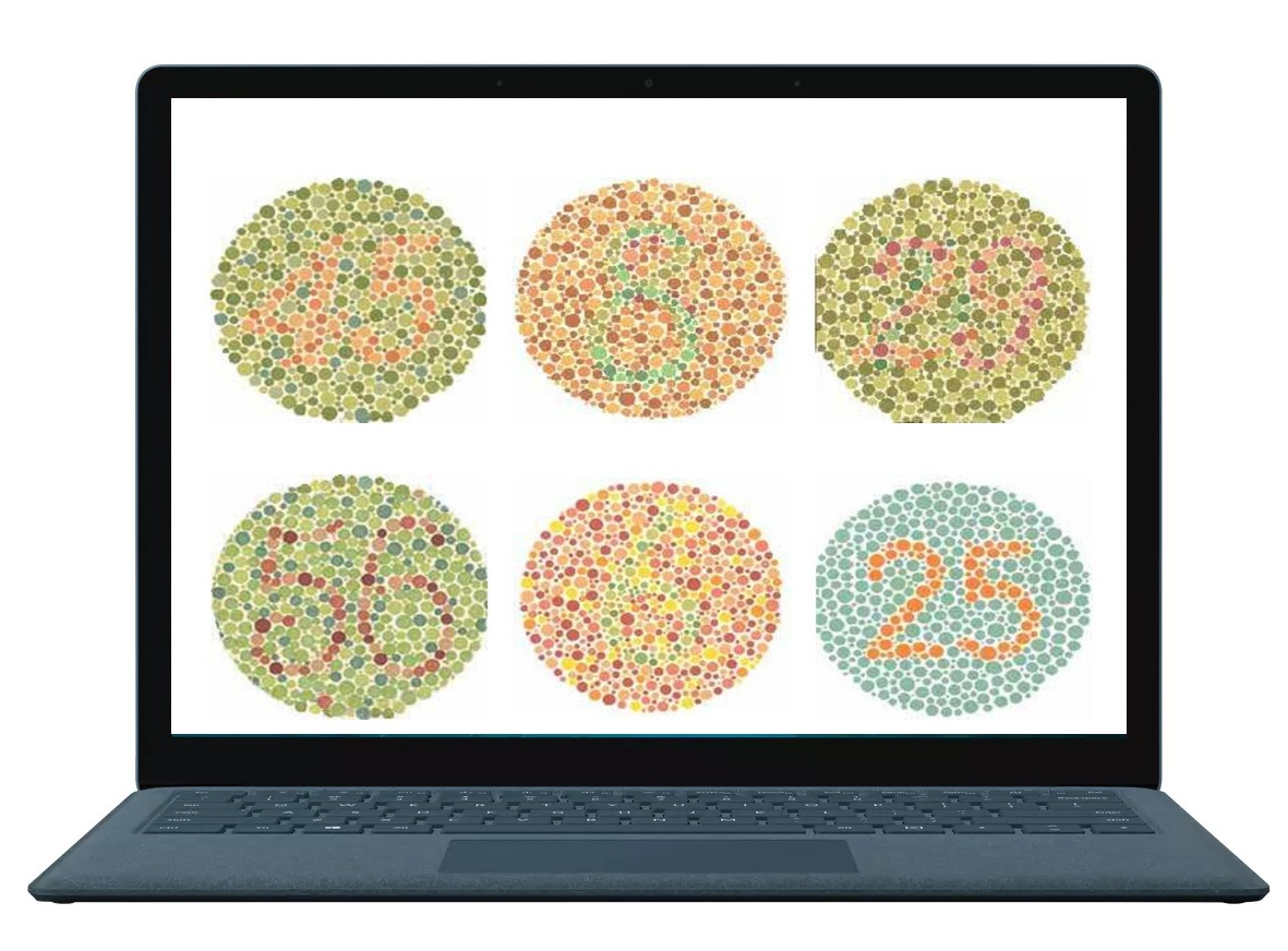 كيفية جعل Windows 10 أفضل للأشخاص المكفوفين بالألوان