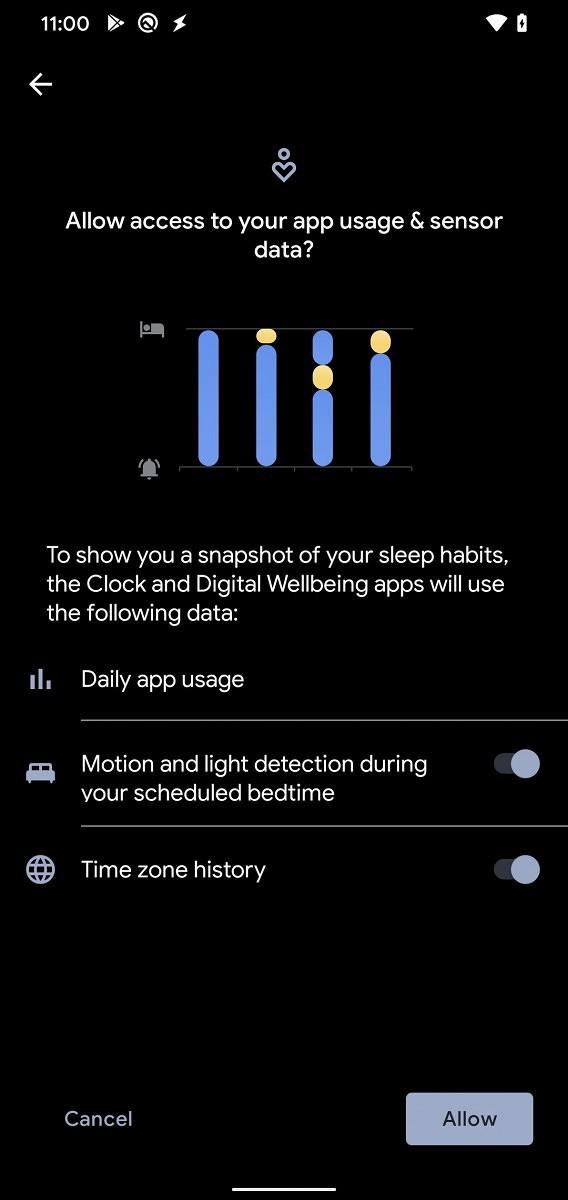 جوجل تدعم قريبًا مراقبة جودة Digital-Wellbeing.pn