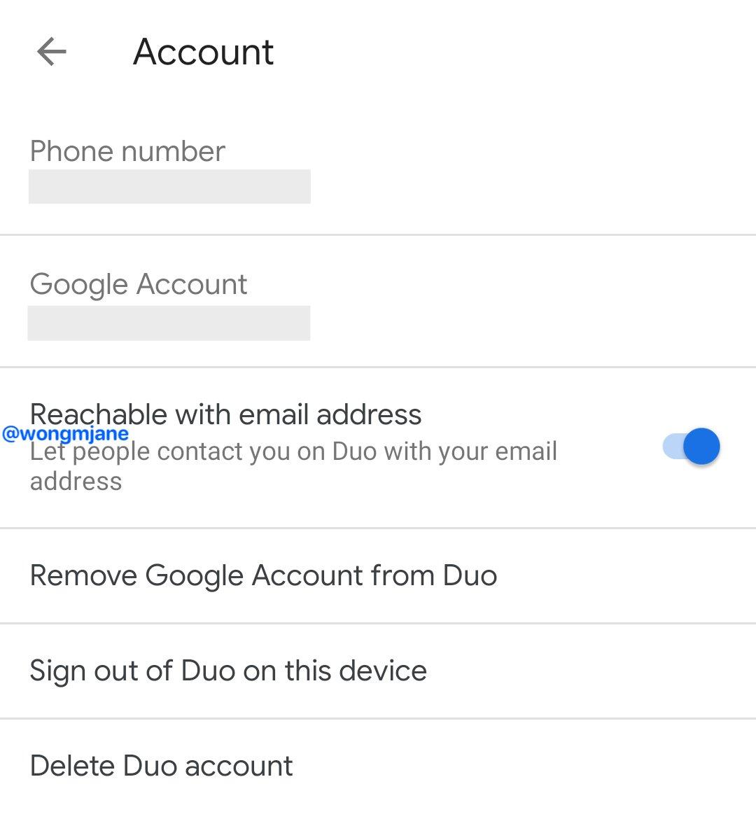 تطبيق Duo سيسمح للمستخدمين الاتصال بك دون معرفة رقم هاتفك قريبًا
