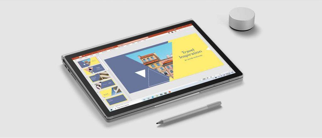 مايكروسوفت تكشف عن Surface Book 3 مع رام تصل حتى 32 جيجابايت