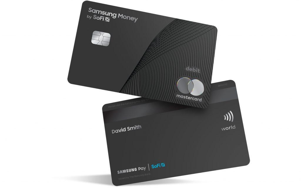سامسونج تطلق خدمة Samsung Money بالتعاون مع SoFi وبطاقة ائتمان بدعم ماستر كارد