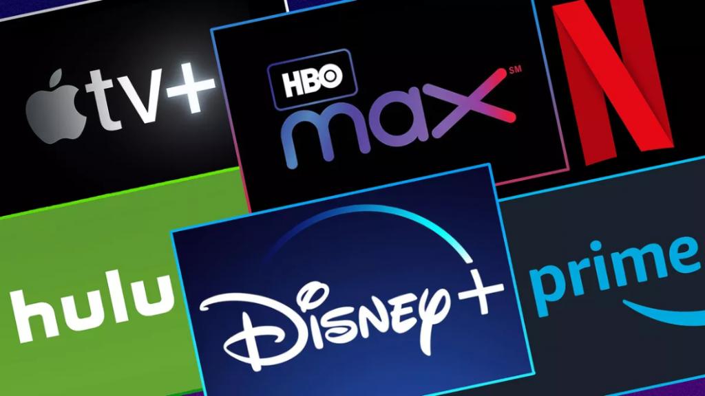 خدمات بث المحتوى الأفضل والأشهر بين يديك - أفلام مسلسلات عروض تلفزيونية