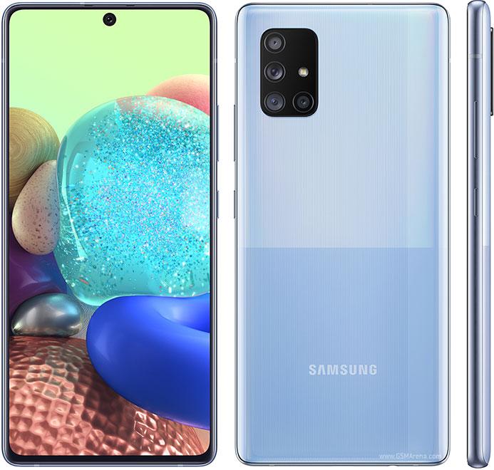 سامسونج تطلق هاتف Galaxy A Quantum 5G بدعم تقنية التشفير الرقمي العشوائي