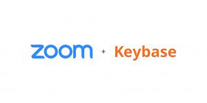 زووم تستحوذ على Keybase لتعزيز التشفير والأمان على منصتها