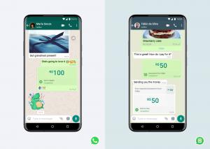واتساب تطلق خدمة دفع عبر التطبيق والبداية من البرازيل -- WhatsApp