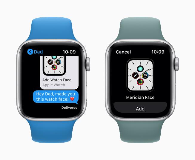 آبل تتخلص من ميزة Force Touch في نسخة نظام الساعة WatchOS 7