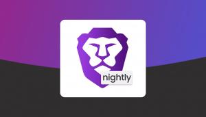 الآن النسخة الاستباقية Nightly لمتصفّح Brave متاحة على أندرويد