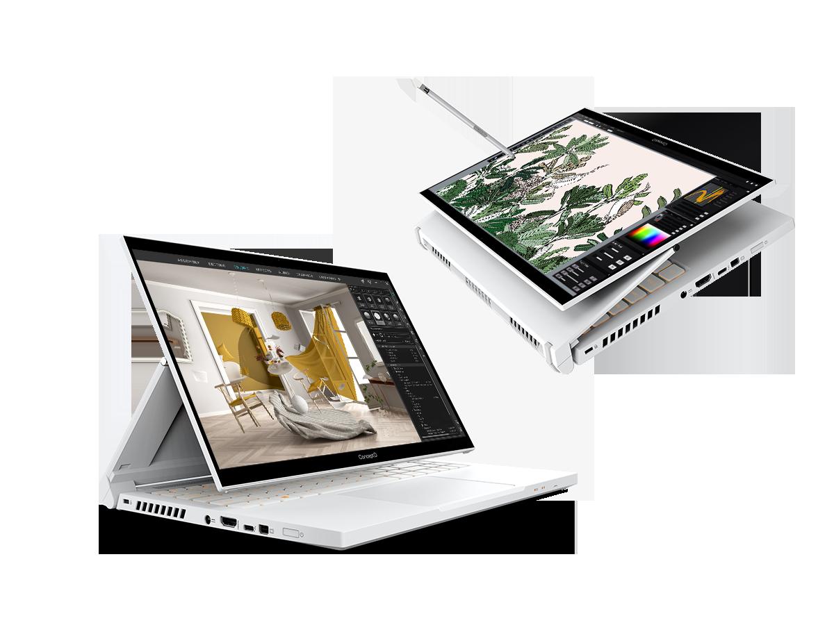 شركة آيسر تكشف عن جديد حواسيبها من سلسلة ConceptD