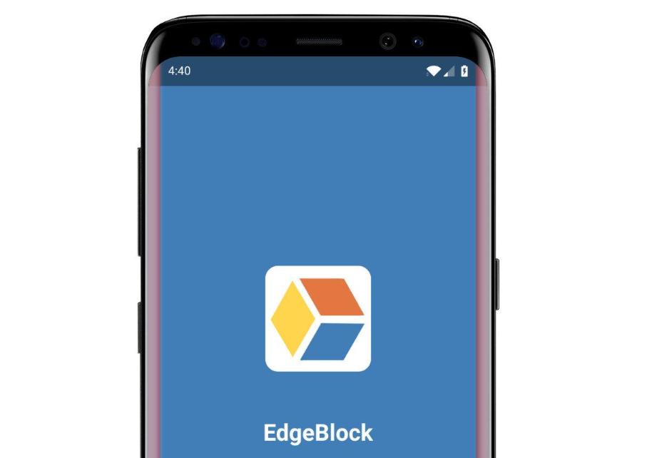 جديد التطبيقات: Edge Block لمنع اللمسات العرضية على حافة شاشة أندرويدك