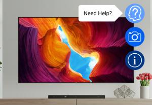 Envision TV AR تطبيق من سوني لعرض أجهزة تلفاز الشركة بالواقع المعزز