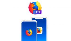 """يعمل فايرفوكس لايت """"Firefox Lite"""" على تحسين دعم الوضع الأفقي"""