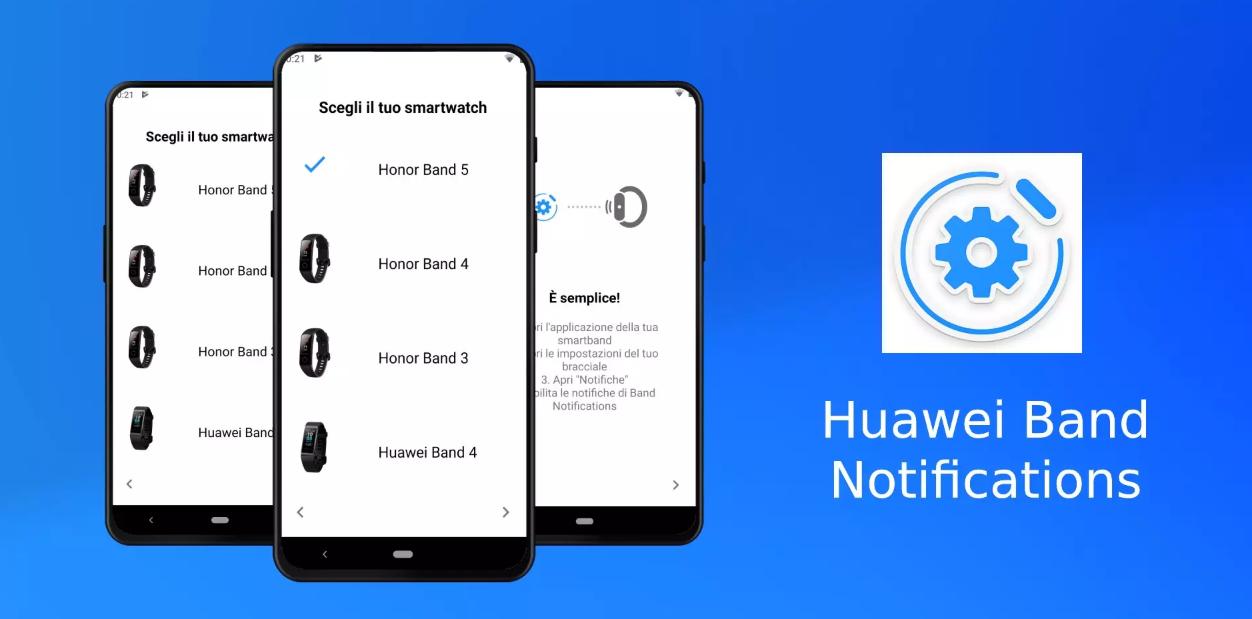 يصحح هذا التطبيق الإشعارات على ساعات هواوي وهونر الذكية - Huawei Band Notifications