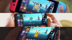 Pokémon Unite لعبة جديدة قادمة على أندرويد و iOS و Nintendo Switch