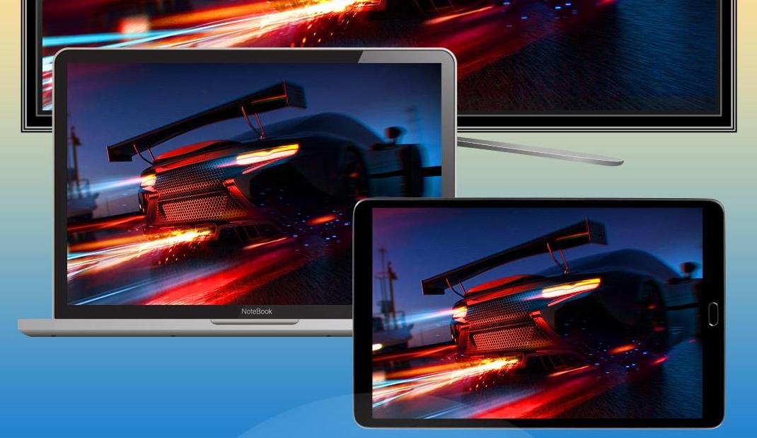 جديد التطبيقات أندرويد: Screen Mirroring HD لعكس شاشة هاتفك على تلفازك الذكي