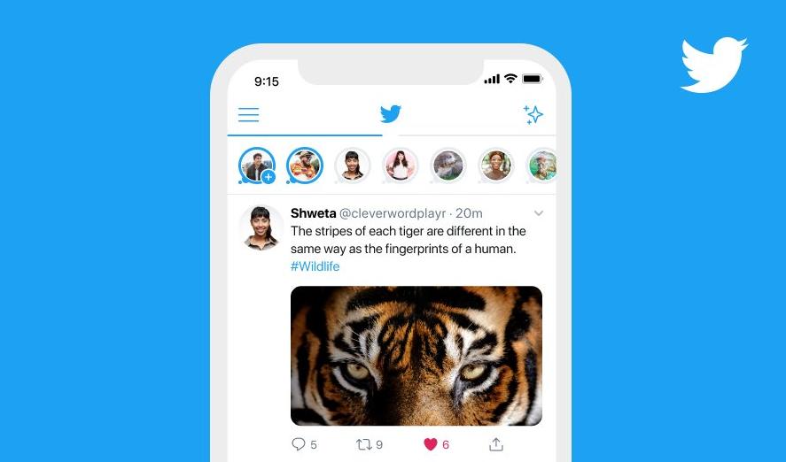 تويتر تطلق ميزة القصص Fleets رسمياً