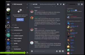 Discord - RTX Voice