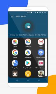 جديد التطبيقات: Split Apps لتشغيل تطبقين وعرضهما على الشاشة دفعة واحدة