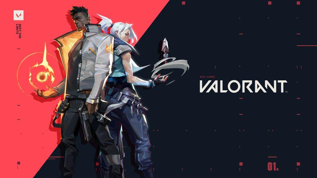 Riot Games لعبة التصويب التكتيكي VALORANT