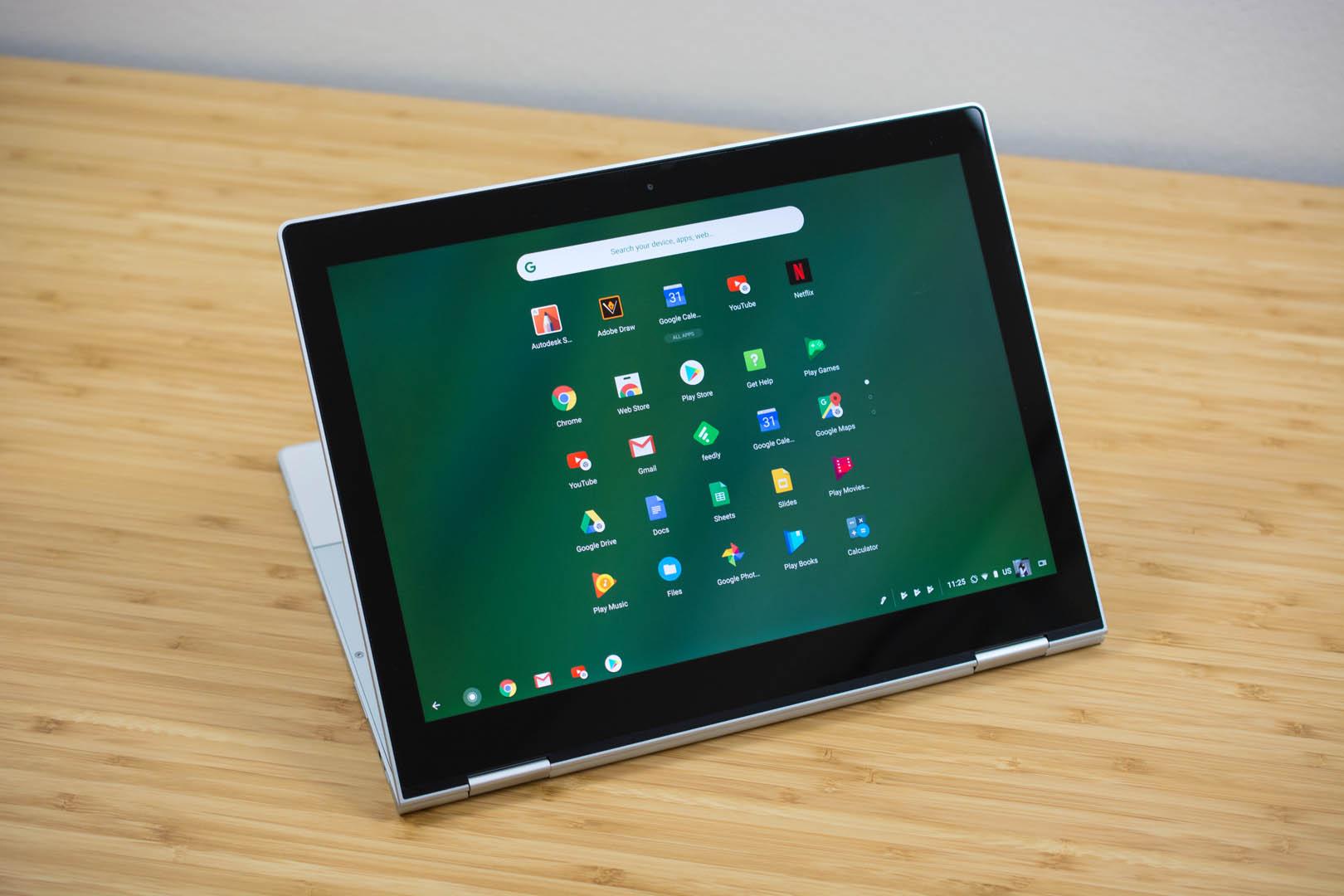 جوجل تبرم شراكة مع Parallels لجلب تطبيقات الويندوز لنظام كروم