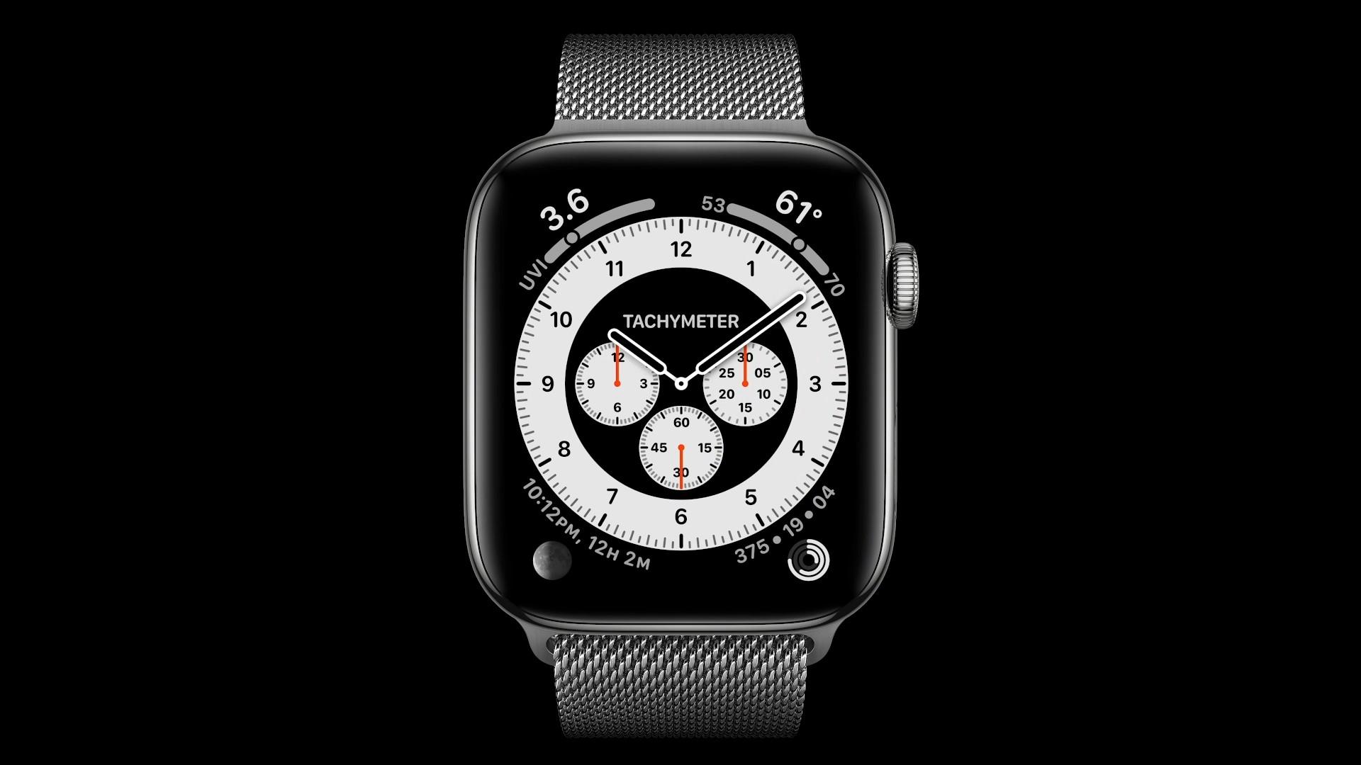 WWDC 2020: آبل تكشف عن نسخة Watch OS 7 وتدعم سماعتها بميزات جديدة