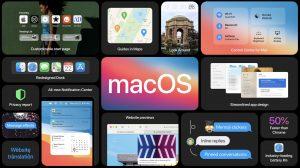 WWDC 2020: آبل تكشف عن Big Sur الإصدار الأحدث من نظام تشغيل ماك