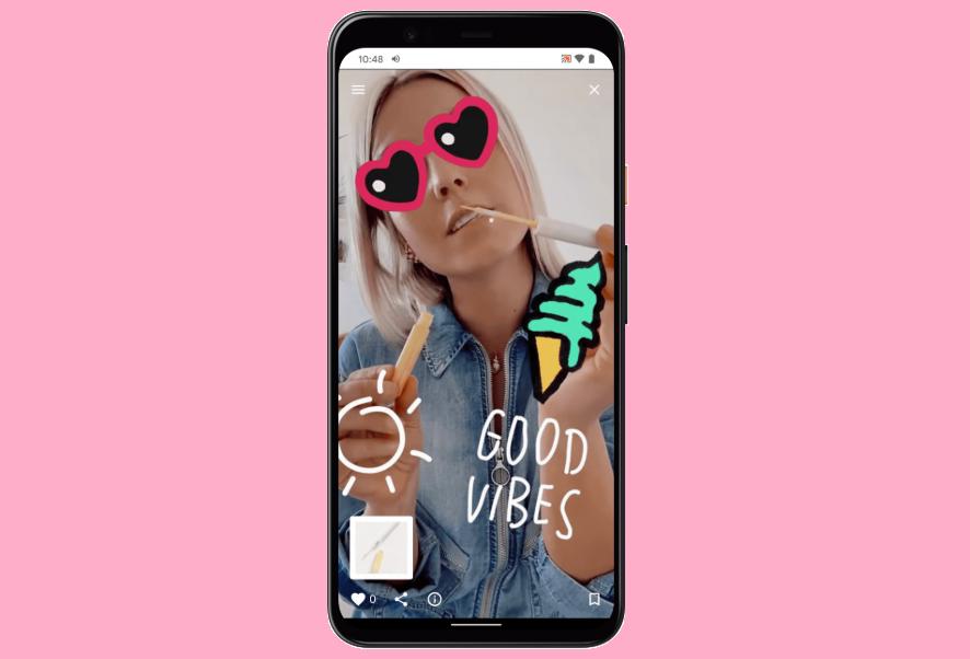 جوجل تطلق تطبيقها Shoploop الشبيه بتطبيق تيك توك ولكن للتسوّق