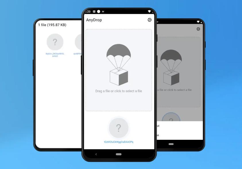 جديد التطبيقات: AnyDrop لمشاركة الملفات عبر الأنظمة الأساسية