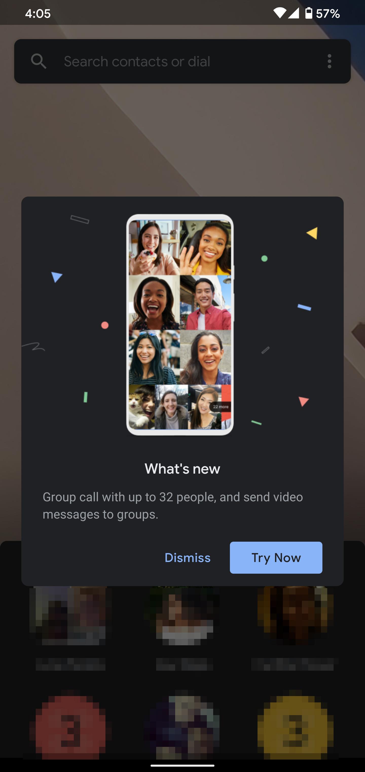 يعمل تطبيق Duo على أندرويد على توسيع المكالمات الجماعية إلى 32 مشترك
