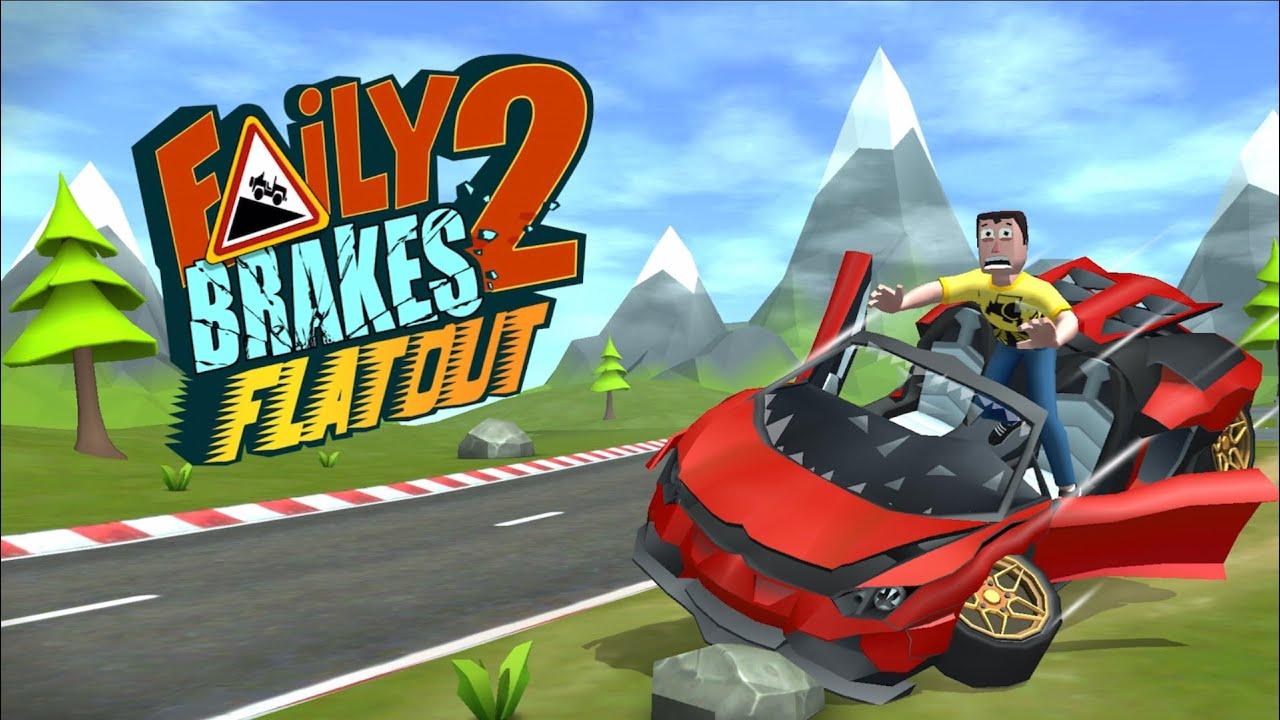 لعبة السباق اللانهائي Faily Brakes 2 متاحة الآن على أندرويد