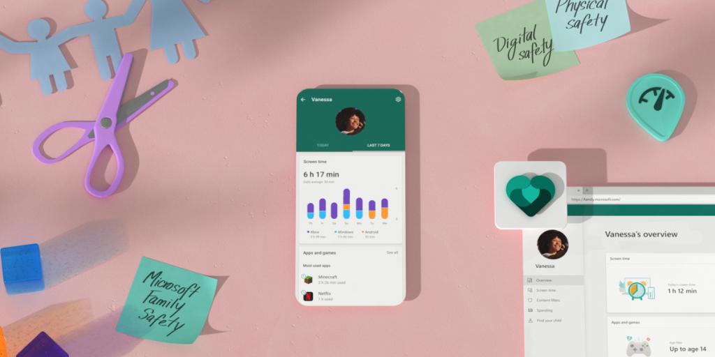 مايكروسوفت تُطلق تطبيقها الجديد Family Safety على أندرويد و iOS