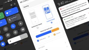مع هذا التطبيق احصل على تصميم iOS في لوحة الإعدادات السريعة على أندرويد