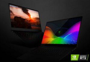الحواسيب المحمولة مع معالجات رسومات GeForce RTX SUPER تدمج أفضل التقنيات مع التصميم الأنيق