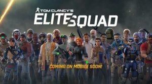 أخيرًا لعبة المعارك Tom Clancy's Elite Squadقادمة على أندرويد الشهر القادم - أندرويد