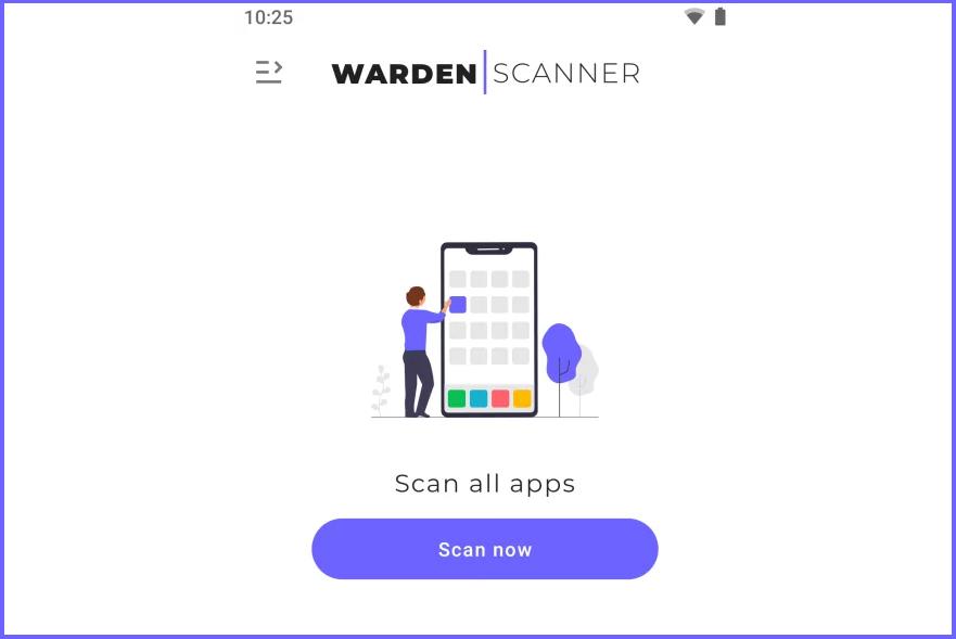 Warden تطبيق جديد أمني يحتاجه كل مستخدم أندرويد