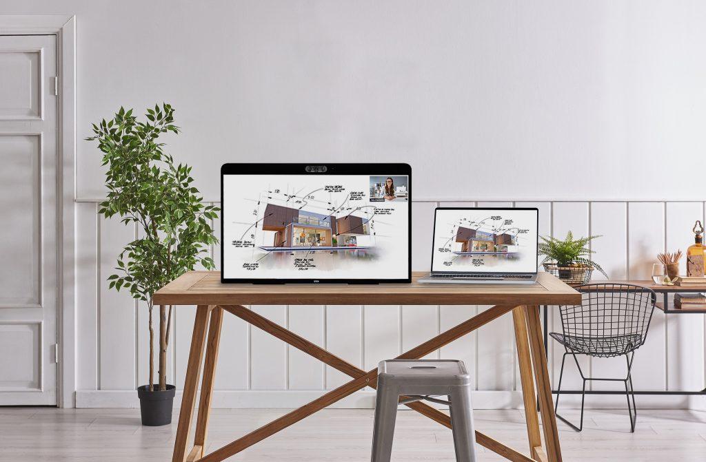 """زووم تطلق منصة وجهاز فيديو جديد لدعم العمل من المنزل - """"زووم للمنزل"""" (Zoom for Home)"""