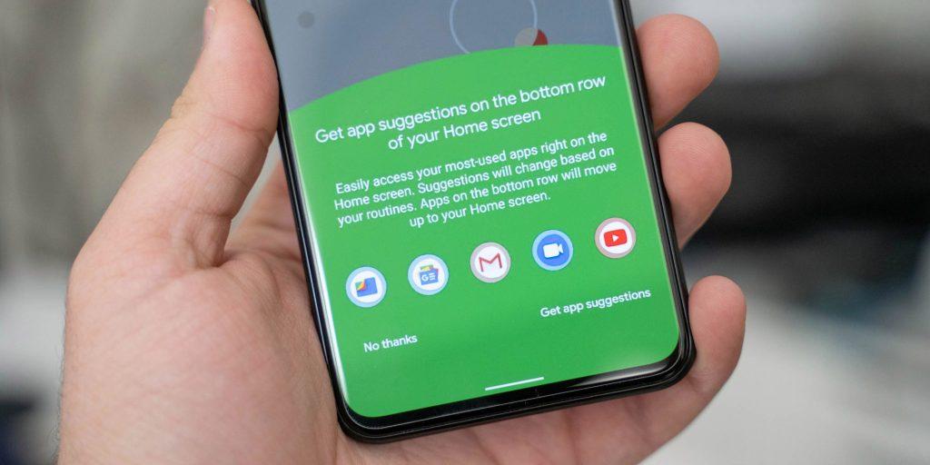 جوجل تراقب استخدام التطبيقات على هواتف أندرويد لتطوير بدائل عنها