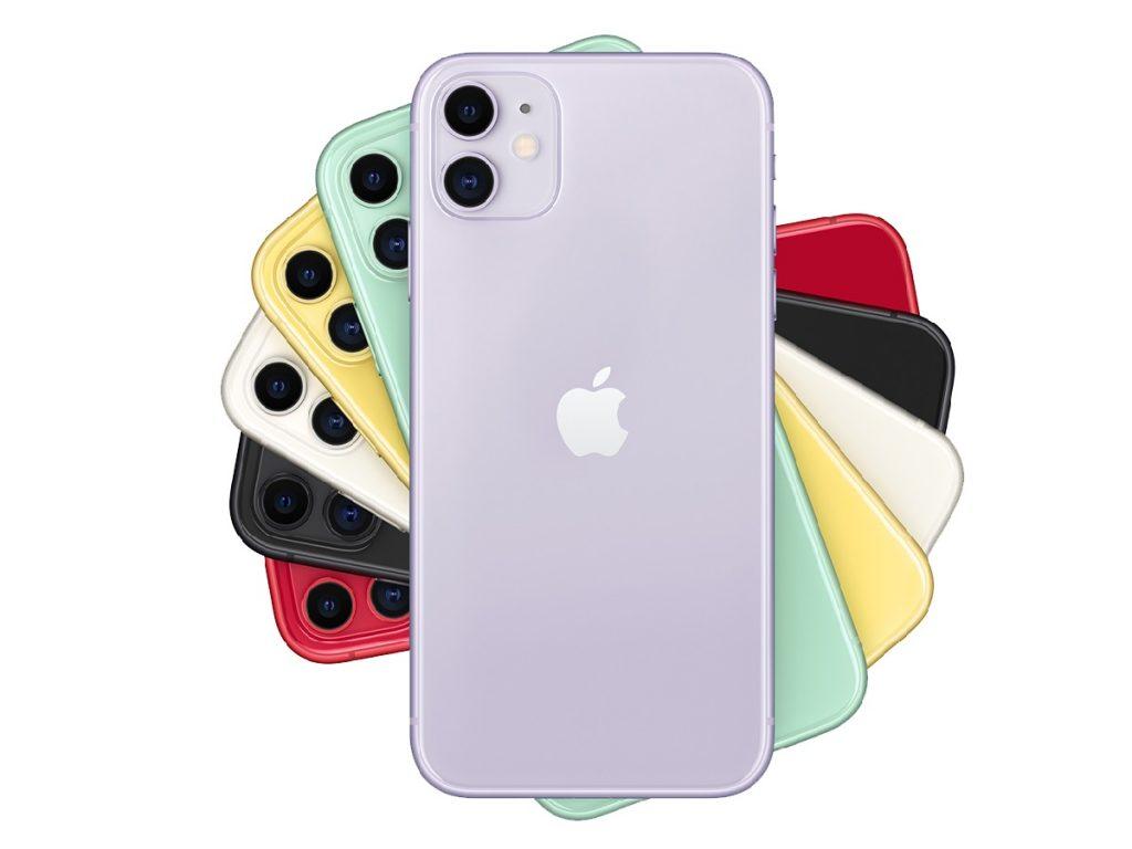 آيفون 11 بصدارة أكثر 10 هواتف مبيعًا في العالم و سامسونج و شاومي تستوليان على البقية
