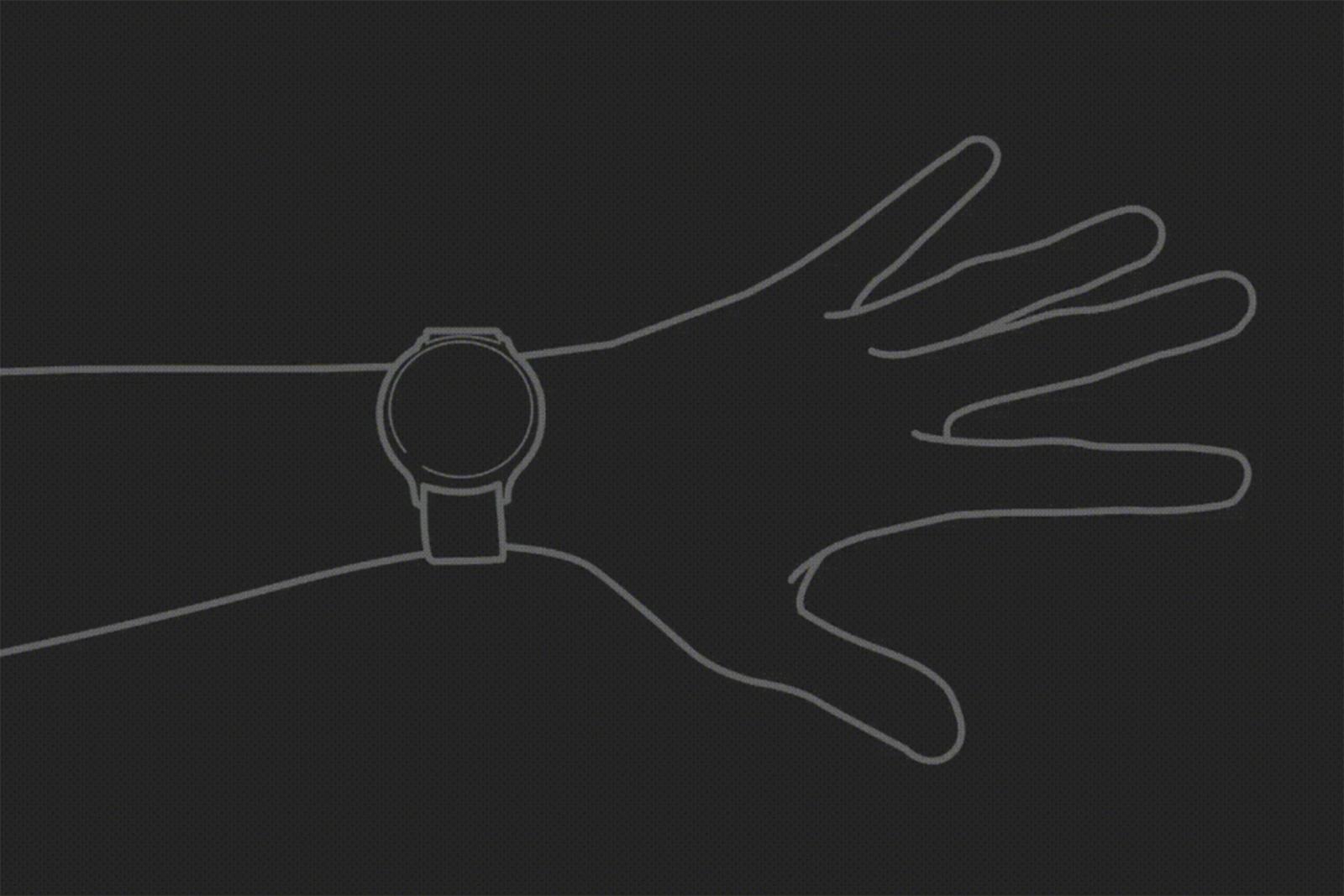 ساعة سامسونج Galaxy Watch 3 ستدعم ميزة الرد على المكالمات وتجاهلها بايماءات اليد