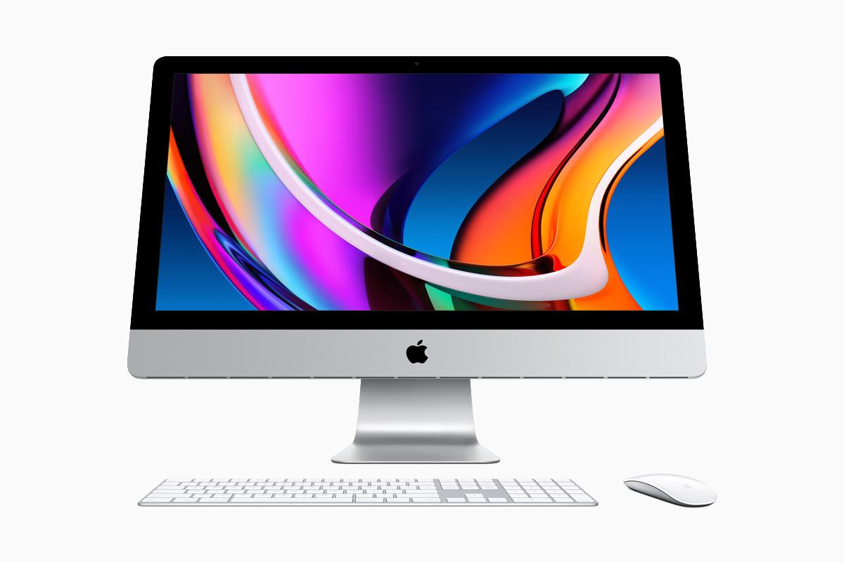 آبل تطلق نسخة محدثة من iMac بشاشة 27 بوصة لأول مرة