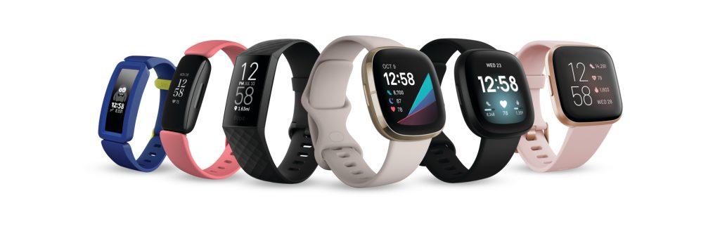 ساعة ذكية فيت بيت Fitbit Sense وFitbit Versa 3و Fitbit Inspire 2 المملكة العربية السعودية
