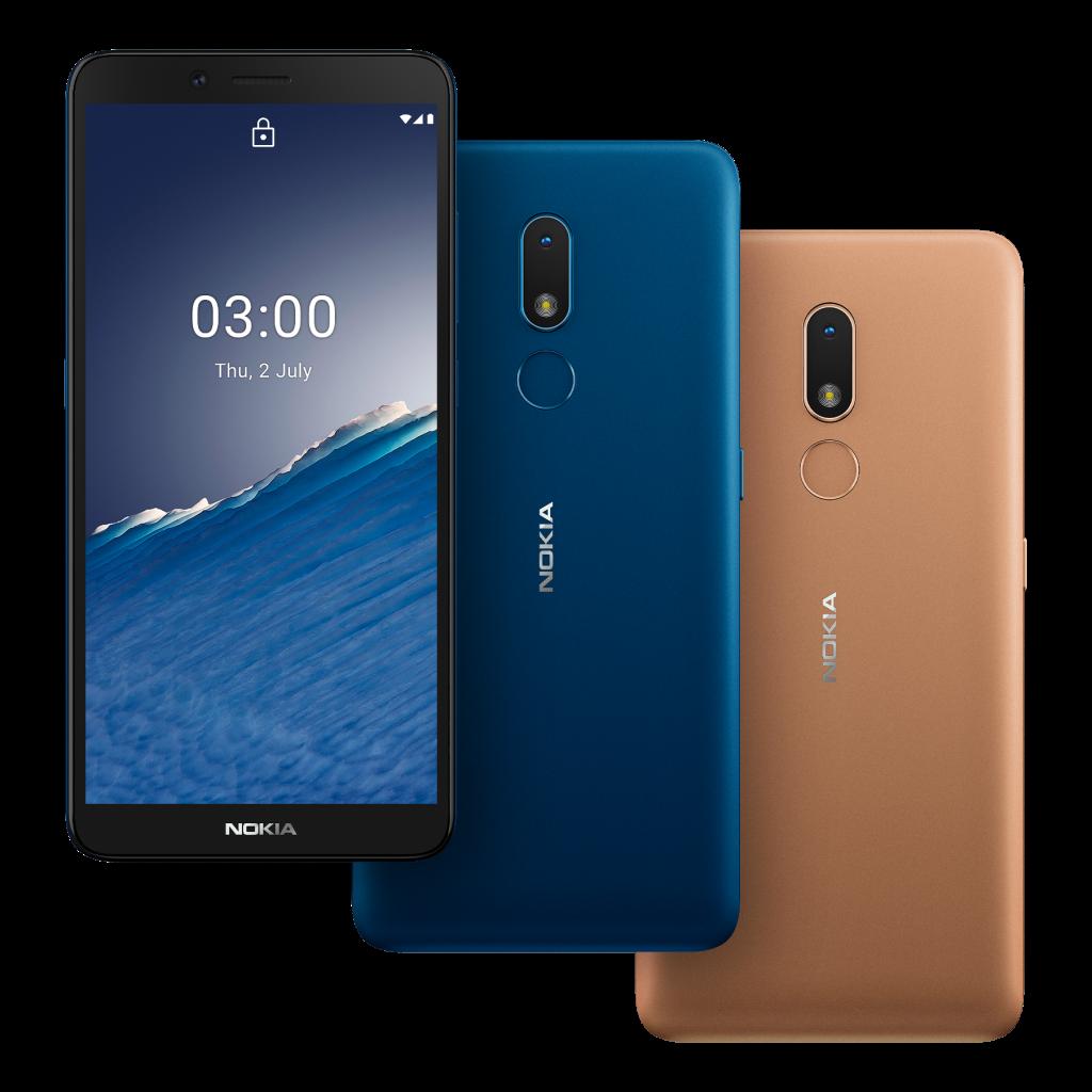 نوكيا تكشف عن هاتف Nokia C3 بنظام أندرويد 10 وتعلن إطلاقه في المملكة العربية السعودية