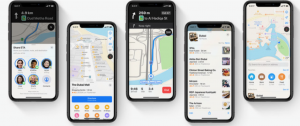 تطبيق خرائط آبل يحصل على خدمات جديدة وصلت الإمارات
