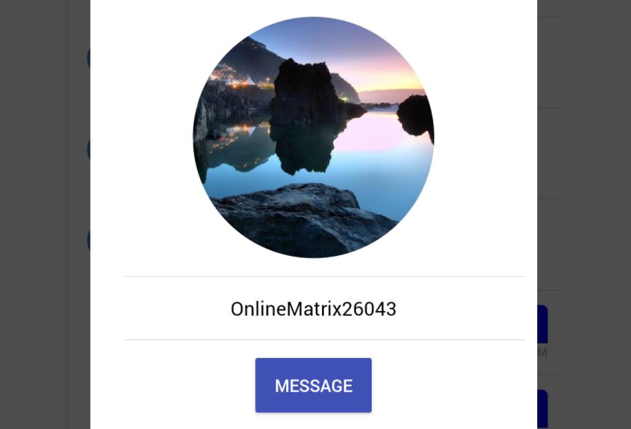Q Chat أحد تطبيقات الدردشة المجهولة والجديدة على أندرويد