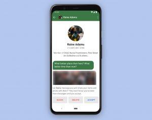 تطبيق Signal يدعم الآن إدارة طلبات الرسائل
