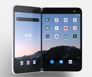 مايكروسوفت تكشف عن موعد توفر وسعر الجهاز الدفتري Surface Duo
