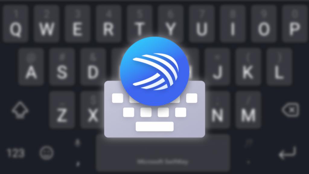 """لوحة مفاتيح سويفتكي """" Swiftkey """" تدعم التحكم في المؤشر على أندرويد"""