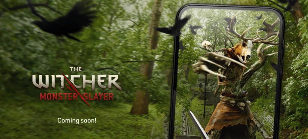 The Witcher: Monster Slayer لعبة RPG جديدة للواقع المعزز قادمة إلى أندرويد و iOS
