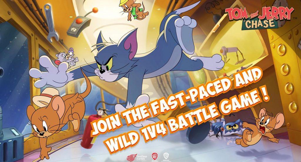 إطلاق لعبة Tom and Jerry: Chase للمزيد من البلدان - NetEase